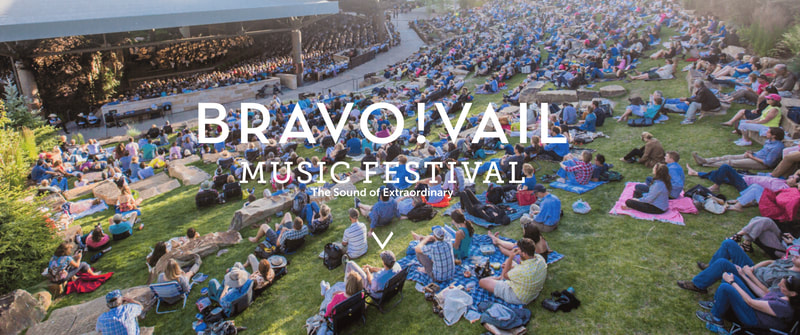The Philadelphia Orchestra performs Coleman's Umoja at Bravo! Vail Music Festival.